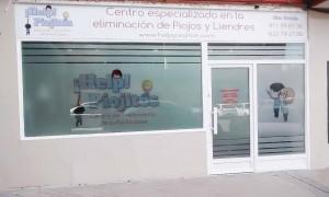 instalaciones centro Help Piojitos fuenlabrada5