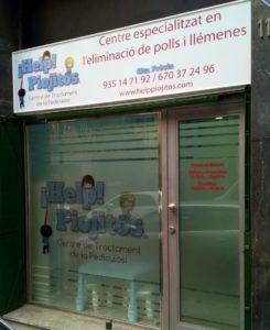 centro para eliminar piojos y liendres en barcelona
