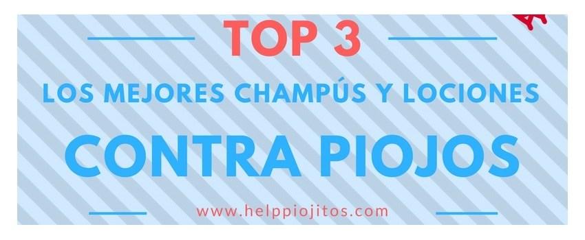 mejores champus antipiojos