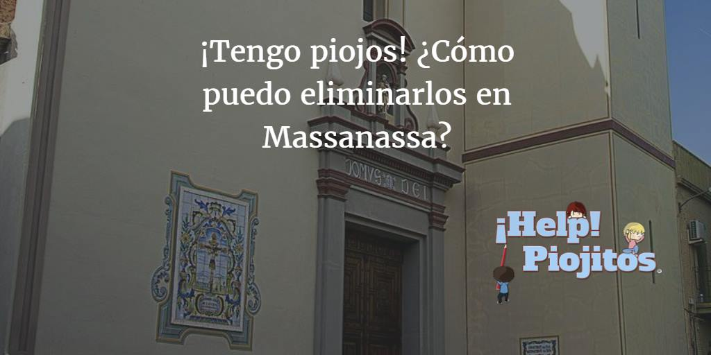 ¿Cuál es la mejor solución para quitar piojos en Massanassa?