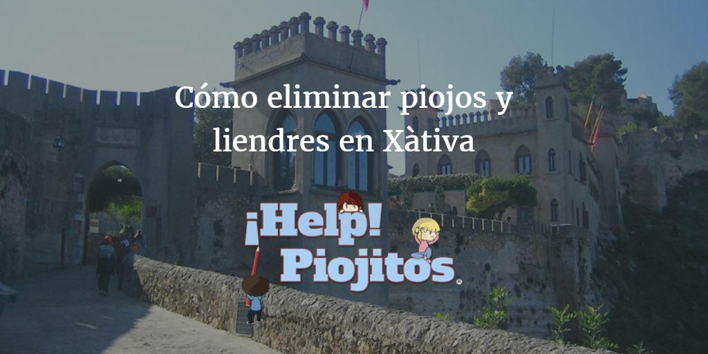 Vivo en Xàtiva y mi hijo tiene piojos. ¿Qué puedo hacer?
