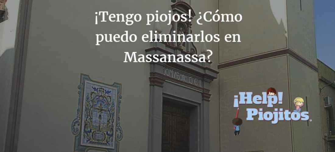 ¿Cuál es la mejor solución contra los piojos y liendres en Massanassa?