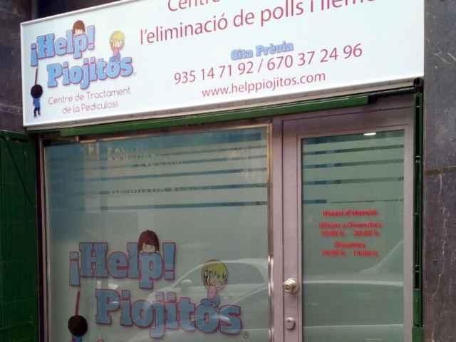 ¡Help! Piojitos Barcelona, eliminación de piojos garantizada sin químicos